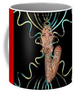 Mask I Cast My Spell You Are Mine Coffee Mug