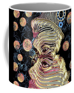 Mask My Minds Eye Coffee Mug