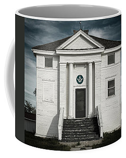 Masonic Hall Coffee Mug
