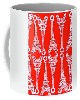 Match Made In Paris Coffee Mug
