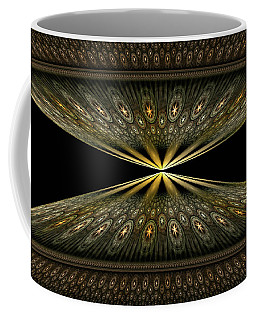 Coffee Mug featuring the digital art Matthew by Missy Gainer