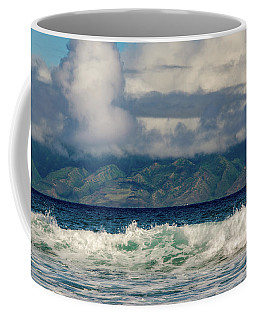 Maui Breakers II Coffee Mug