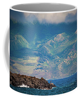 Maui Fisherman Coffee Mug