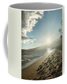 Beach Sunset Coffee Mugs