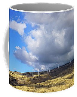 Maui Windmills Coffee Mug
