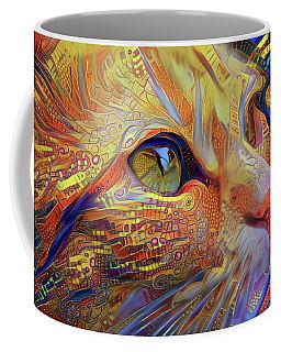 Max The Ginger Cat Coffee Mug