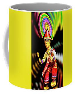 Mayan Dancer Coffee Mug