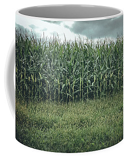 Maze Field Coffee Mug