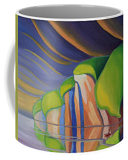 Mazinaw Rock I Coffee Mug