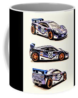 Mclaren F1 Gtr Coffee Mug