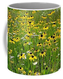 Meadow Flowers 1 Coffee Mug