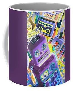 Mechanic Al Pop-art Coffee Mug