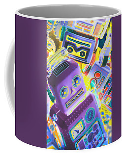 Mechanic Al Pop-art Coffee Mug