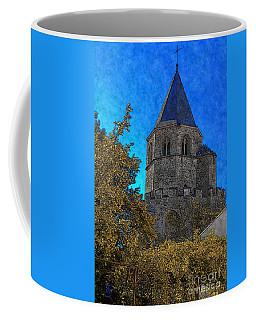 Medieval Bell Tower 3 Coffee Mug