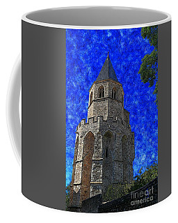 Medieval Bell Tower 4 Coffee Mug