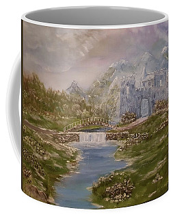 Medieval Wispers Coffee Mug