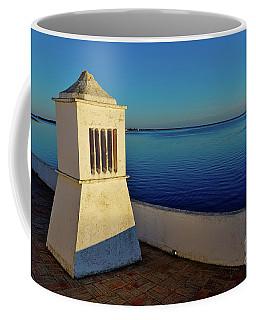 Mediterranean Chimney II. Portugal Coffee Mug