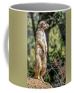 Meerkat Alert Coffee Mug