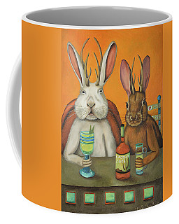 Meet The Jackalopes Coffee Mug