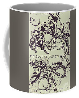 Melbourne Cup 1960 Coffee Mug