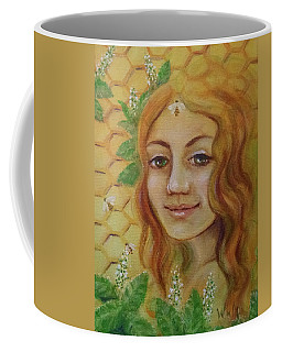 Melissa - Bee Goddess Coffee Mug