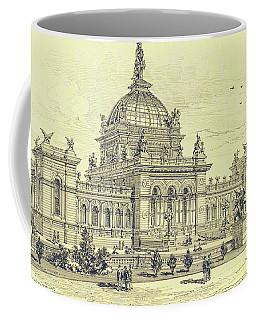 Memorial Hall, Centennial Coffee Mug