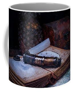 Memories Of Old Adventures Coffee Mug