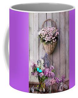 Memories Of You In Soft Pink Coffee Mug