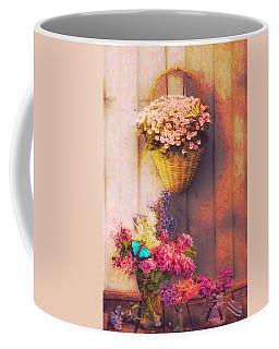 Memories Of You Postcard Coffee Mug