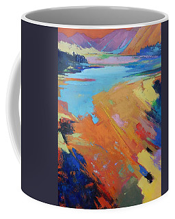 Memory Of Lake Coffee Mug
