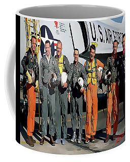 Mercury Seven Coffee Mug