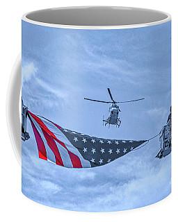Mercy Flight Of Western New York Coffee Mug