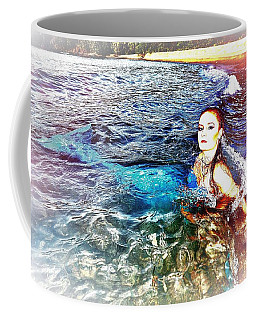 Mermaid Shores Coffee Mug