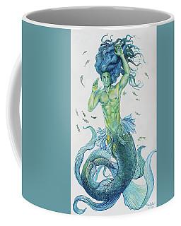 Merman Clyde Coffee Mug