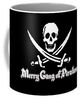 Merry Gang Of Pirates Coffee Mug