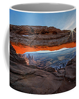 Mesa Arch Sunrise 2017 Coffee Mug