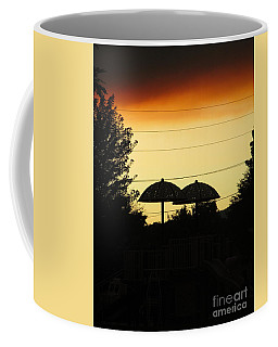Metallic Love Coffee Mug