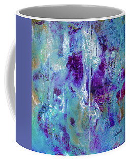 Metamorphosis - Contemporary Abstract Art Painting Coffee Mug