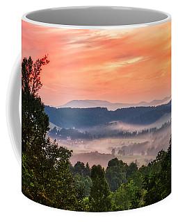 Coffee Mug featuring the photograph Deer Valley Sunrise by Meta Gatschenberger