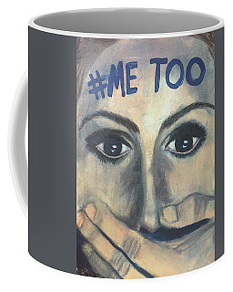 #me_too Coffee Mug