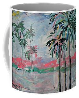 Miami Palms Coffee Mug