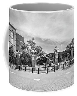Michigan Stadium Entrance 2 Coffee Mug