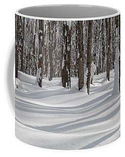 Michigan Winter Coffee Mug