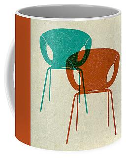 Mid Century Chairs Design IIi Coffee Mug