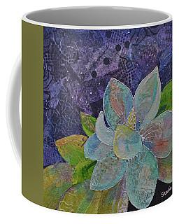 Midnight Magnolia II Coffee Mug