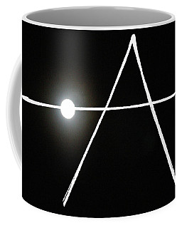 Midnight Monogram Coffee Mug