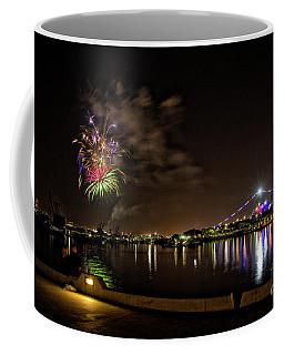 Midway Fireworks  Coffee Mug
