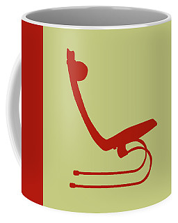 Mies Van Der Rohe Chair I Coffee Mug