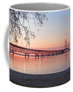 Mighty Mac And Birch Tree Coffee Mug