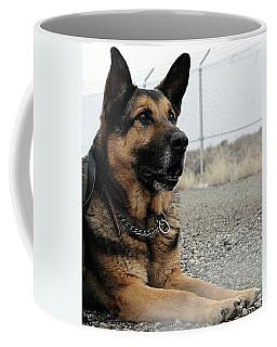 Military Dog Rexo Coffee Mug